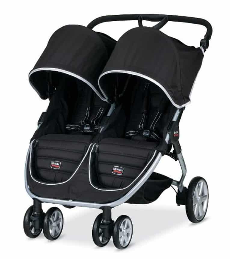 Britax B-Agile - Best Double Stroller