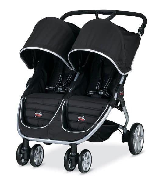 Britax B Agile Double Stroller Review 2019