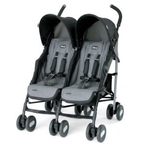 Chicco echo twin double stroller