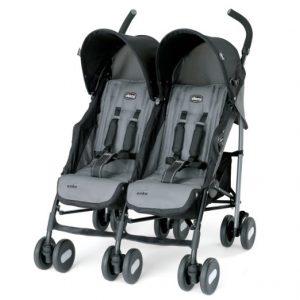 Chicco echo twin double stroller