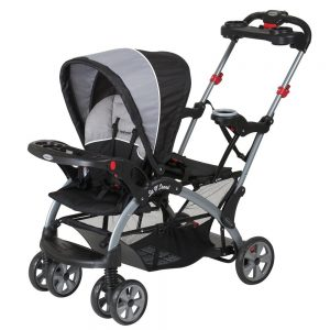 sit and stand strollers - baby trend ultra review