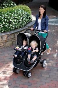 best double stroller review - britax b agile