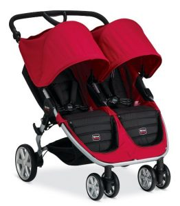 buy britax b agile stroller in red