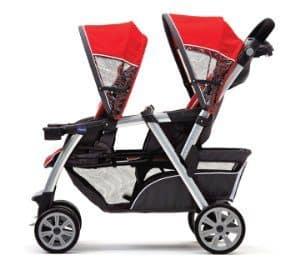 best chicco stroller