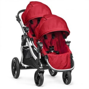 baby trend tandem stroller - city select
