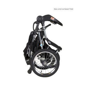 cheap foldup jogging stroller- baby trend