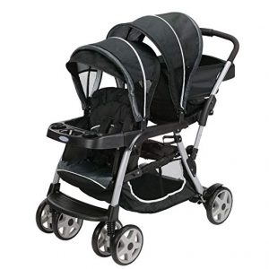 Graco Ready2Grow LX Dual Double Stroller
