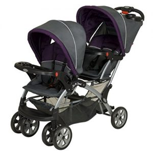 baby trend double sit and stand stroller
