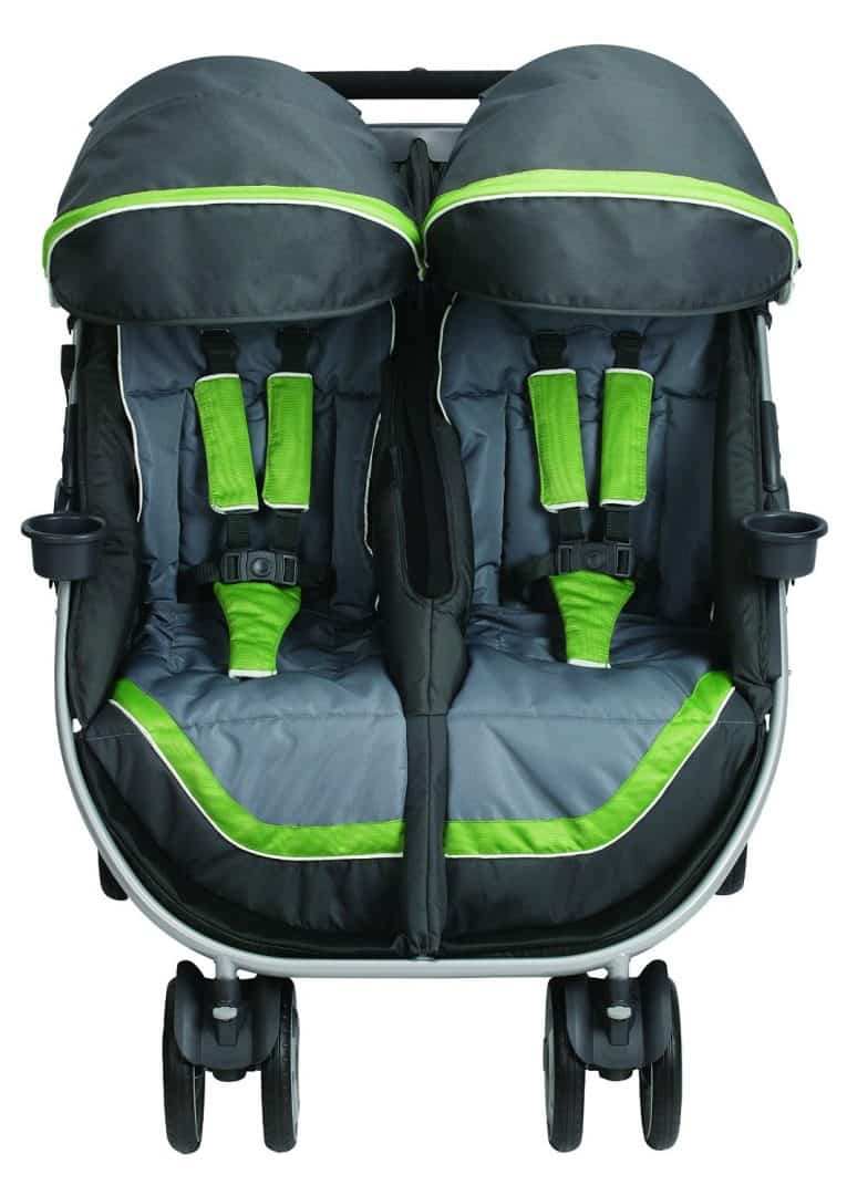 graco double stroller reviews