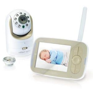best video baby monitor - infant optics