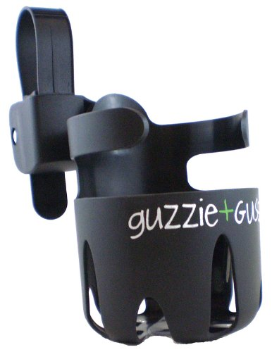 Guzzie+Guss Universal Cup Holder, Black
