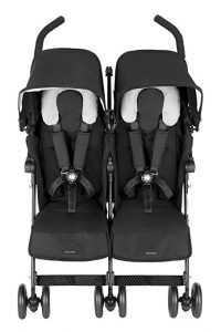 Maclaren Twin Techno double umbrella stroller