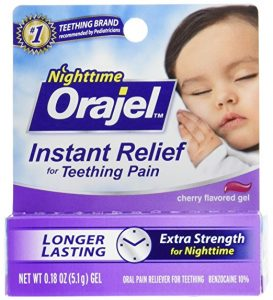 best teething gel for babies