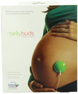 baby music player - belly buds