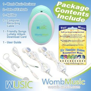 Womb Music Heartbeat Baby Monitor