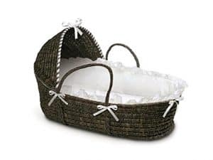 badger moses basket bassinet