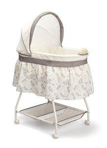 Delta Children Sweet Beginnings Bassinet