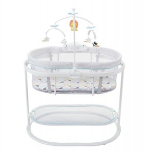 best bassinet - fisher price soothing motion bassinet