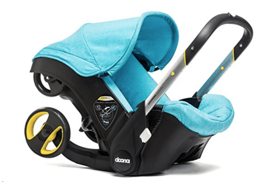 Doona Car Seat Stroller - 2018 Review | Wise Mamma