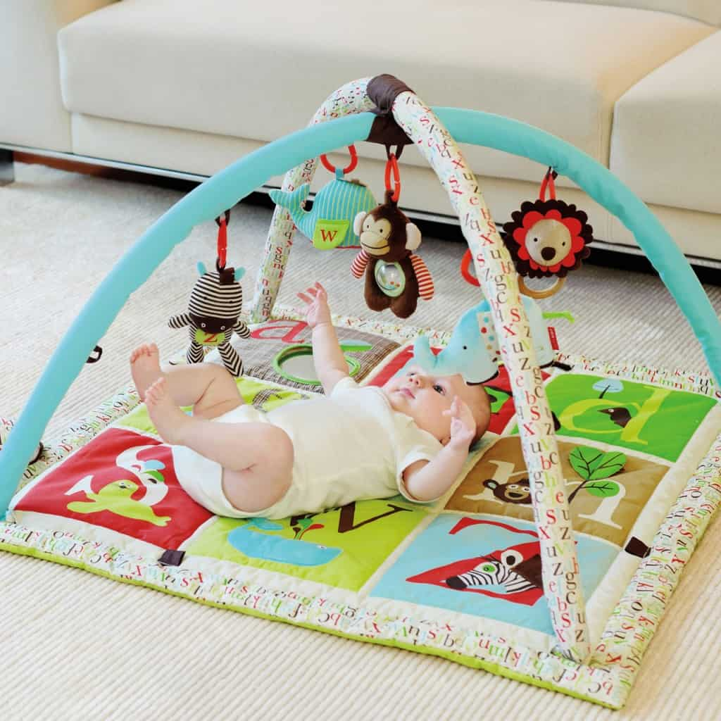 ways to entertain your baby