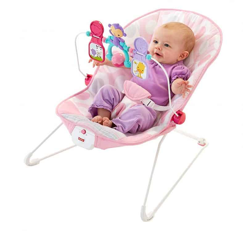 entertain your baby bouncer