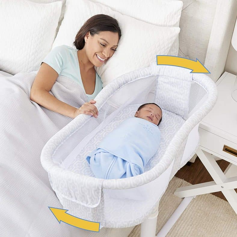 Halo bassinest swivel bassinet review