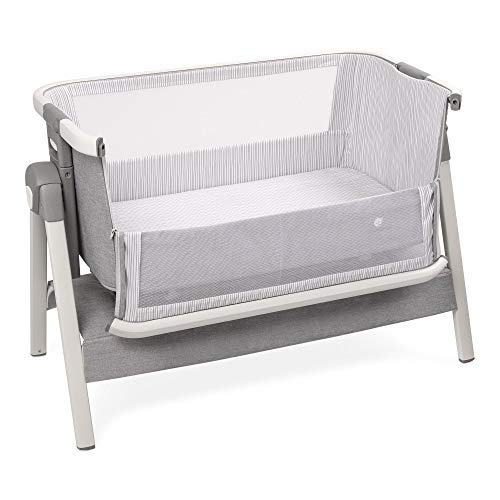 Co Sleeper Bed Side Crib for Baby - Includes Travel Case, Mattress, Sheet, and Urine Pad