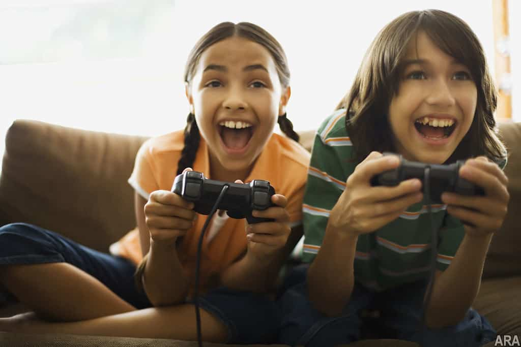 how much video game screen time for kids