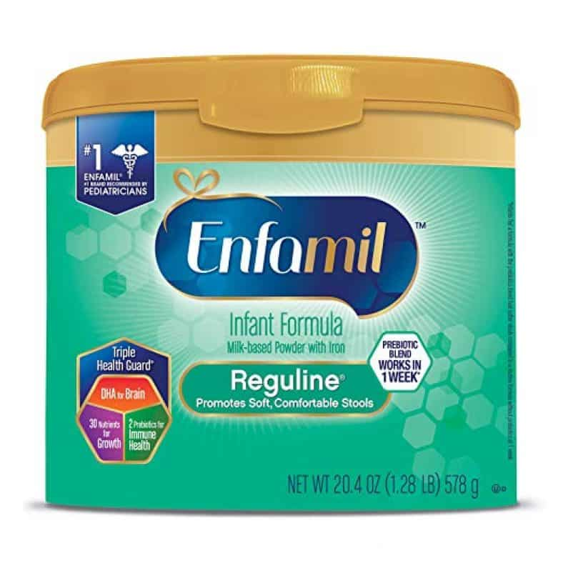 Enfamil Reguline Formula milk review