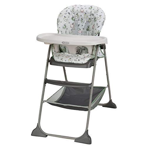 Best Budget Highchair (Graco Slim Snacker)