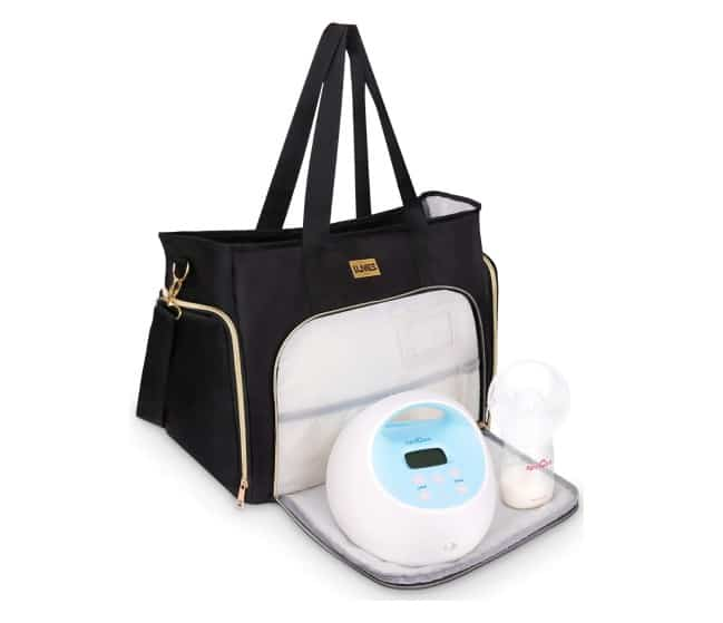 best breast pump bag for Spectra S1 S2