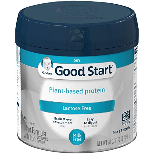 Gerber Good Start Soy - Stage 1 (0 to 12 months old)