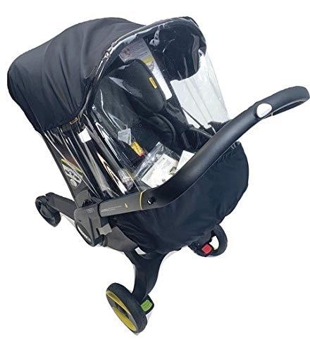 Sasha's Rain and Wind Cover for Doona Infant Car Seat