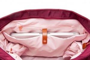Sarah-Wells-Abby-Breast-pump-bag-Inside-laptop-sleeve