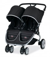 Britax B-Agile double stroller review 2018