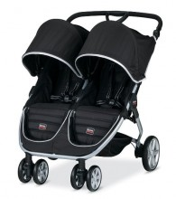 Britax B-Agile double stroller review 2019