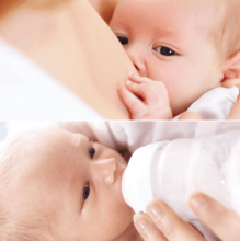 Which is the best formula milk compared to breastmilk?