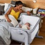 4 Best bassinets for breastfeeding moms [Bedside and Co-Sleepers]