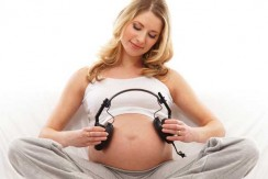 Play music to your baby in the womb