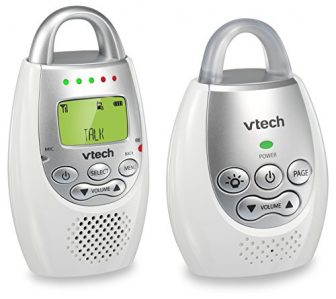 DM221 Safe & Sound Digital Audio Baby Monitor (VTech)