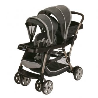 Graco Ready2grow - Best combo stroller (discontinued)