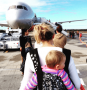 Ultimate guide to flying with a baby